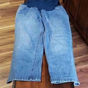 HP 4/2 & 5/3/21 Motherhood Maternity XL Jeans